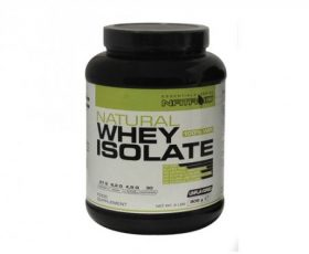 Natroid whey isolate natural