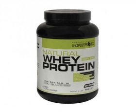Natural Whey Isolate WPI 908 g