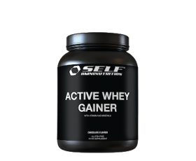Active Whey Gainer Self Omninutrition