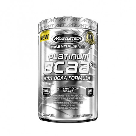 Essential platinum bcaa