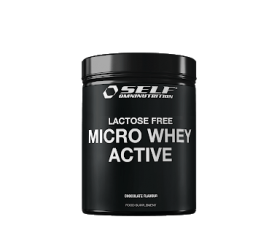 Micro Whey Active Lactose free