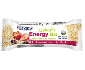 natures energy bar fragola