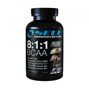 bcaa811-200tab Self Omninutrition